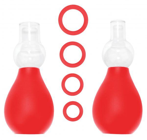 Nippelsauger Red Pumps