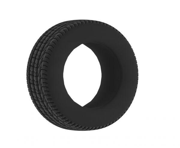 Penisring Reifen schwarz