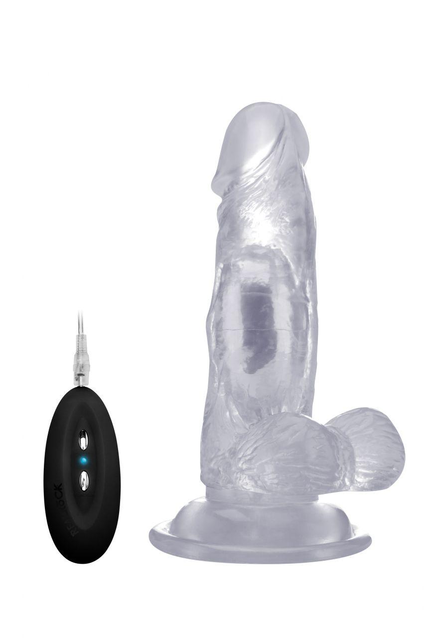 Shots Toys Realistischer Vibrator Dicke Hoden