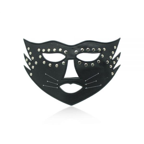 Maske Black Cat