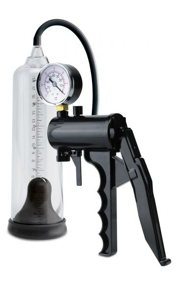Penispumpe Überwachung 21 x 6 cm