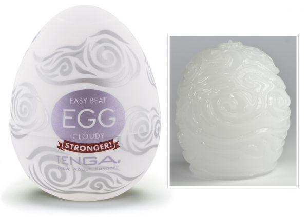 Tenga Egg Cloudy Masturbator