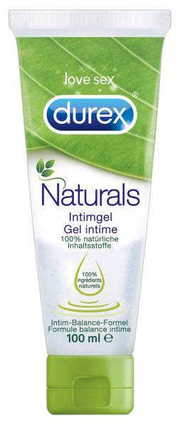 Durex Gleitgel Naturals 100 ml